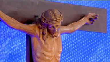 Pelo sangue de Jesus fomos salvos