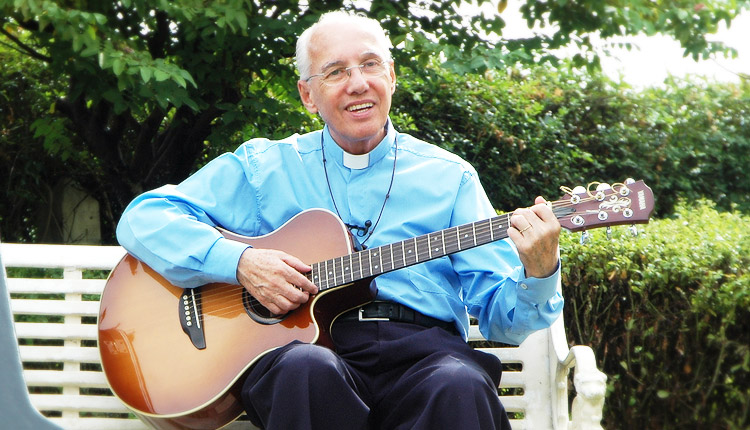 A música inspirada pelo Espírito Santo