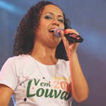 Ana Lúcia Rocha grava seu primeiro CD solod