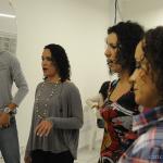 Emanuel, Graça Maria, Gil e Ana Lúcia