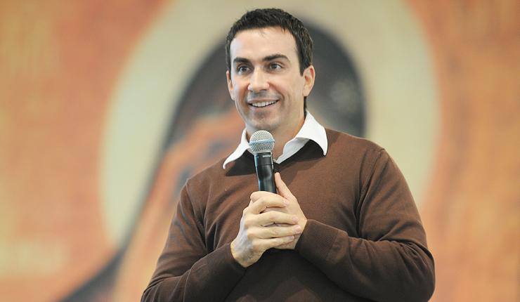 Padre Fabio de Melo fala sobre a inveja e vaidade