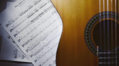 Microfonando o violão no estúdio – Parte 1