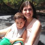 Ser mãe e servir a Deus por meio da música
