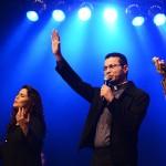 Show com Padre Delton, Eliana Ribeiro e Gil Duarte