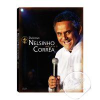 DVD Diácono Nelsinho Correa Ao Vivo