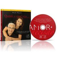 Livro Quando O Casal Reza - Edição Especial Com CD Amor e Decisão