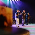 Veja fotos do show de lançamento do CD do padre Cleidimar