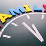 Pouco tempo com a família: o que isso quer dizer?