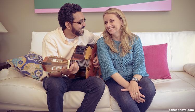 Bate papo com a cantora catolica Rogerinha Moreira_bastidores