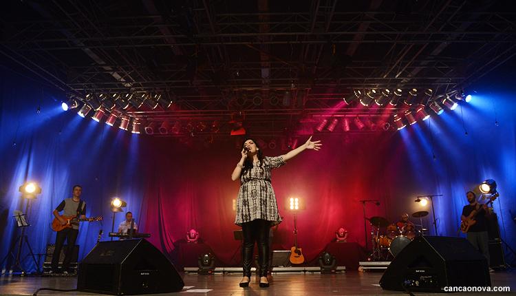 Fatima Souza faz show de lançamento do CD Epifania - 8