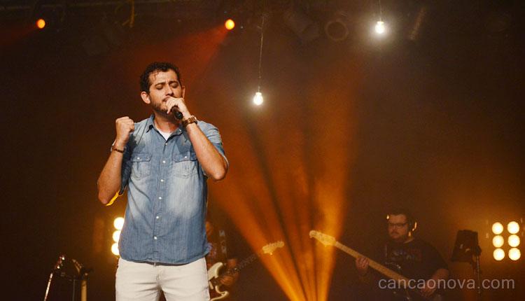 Emanuel Stênio cantor e missionário da Comunidade Canção Nova. Foto: Arquivo/cancaonova.com