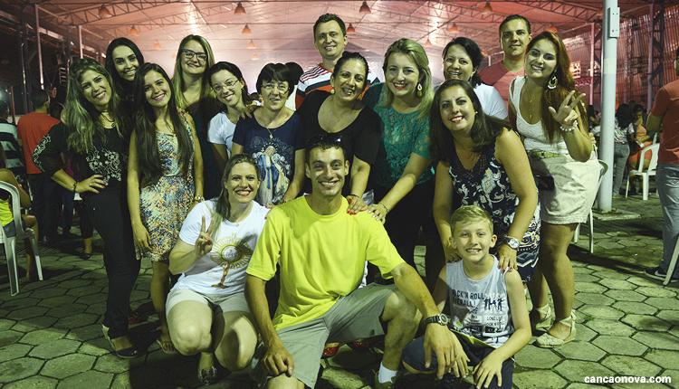 Vida Reluz faz show em Acampamento na Canção Nova - 6