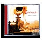 """Adquira o CD """"Celebração"""" em nossa loja virtual"""