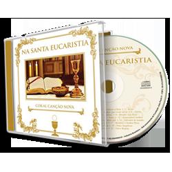 "Adquira o CD ""Na Santa Euscaristia"" em nossa loja virtual"