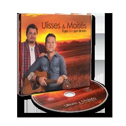 Adquira o Ulisses e Moisés na Loja Virtual. Foto: Divulgação