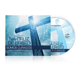 """Adquira o CD """"Na cruz de Cristo somos Curados"""" na Loja Virtual. Foto: Divulgação"""