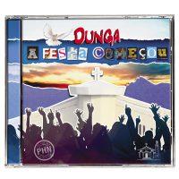 CD A Festa Começou