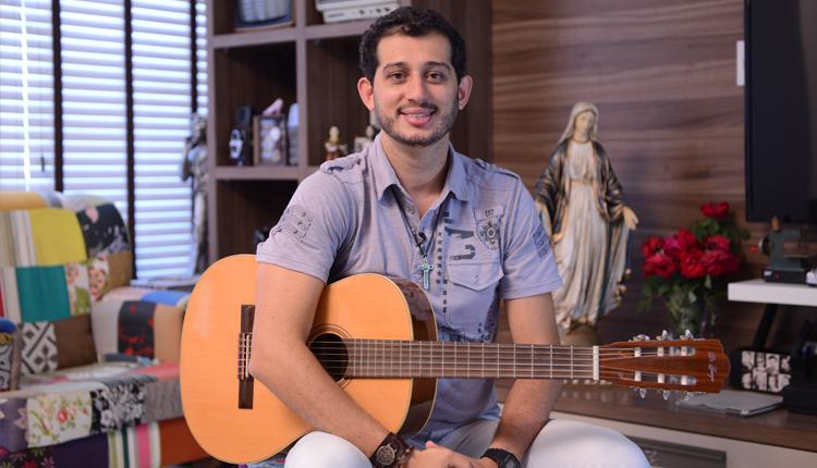 Bate-papo com o músico Emanuel Stênio