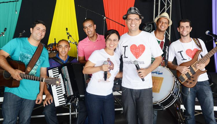 Ministério Forró Naré. Foto:Arquivo/cancaonova.com