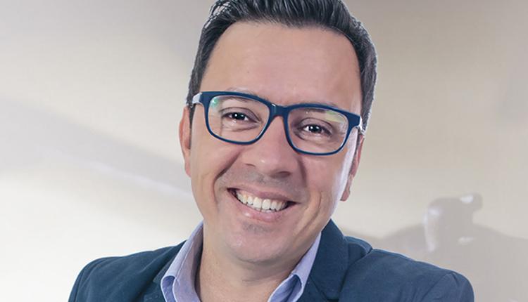 Nando Mendes cantor e missionário católico. Foto: arquivo/cancaonova.com