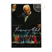 Adquira o DVD do Monsenhor Jonas Abib Como É Linda A Nossa Família Ao Vivo na Loja Canção Nova