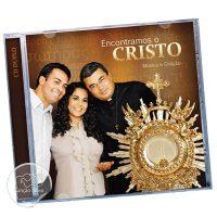 Adquira o CD Encontramos o Cristo na Loja Virtual da Canção Nova. Foto: Divulgação/cancaonova.com