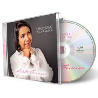 CD da Salette Ferreira 'Deus sabe o que é melhor'