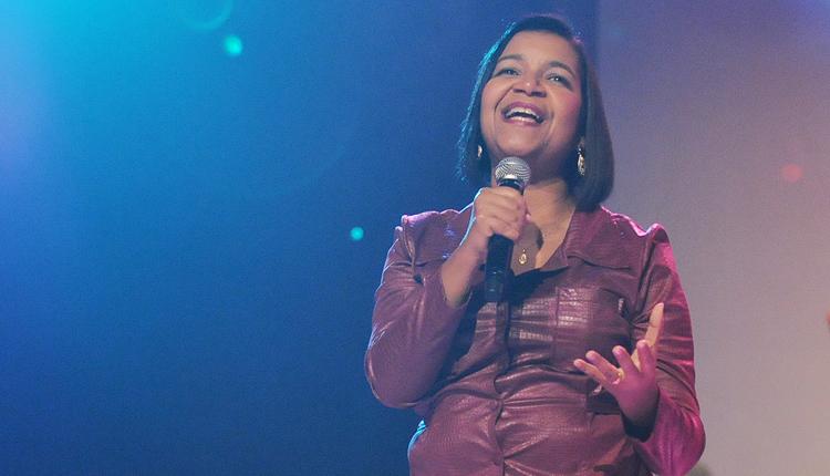Salette Ferreira é missionária da Comunidade Canção Nova há 25 anos. Foto:DanielMafra/cancaonova.com