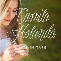 Adquira o  CD 'Te imitarei' de Camila Holanda  na Loja Canção Nova