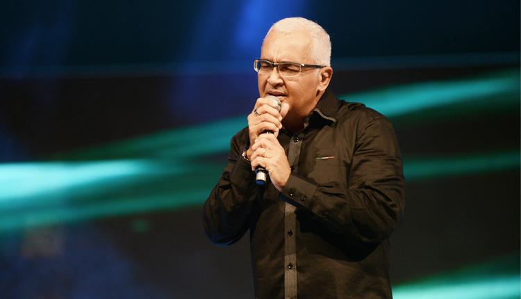 Ricardo Sá cantor e missionário da Comunidade Canção Nova. Foto: DanielMafra/cancaonova.com