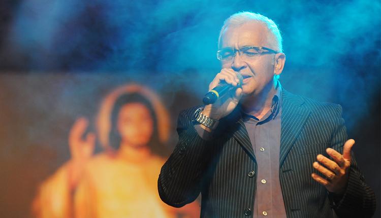 Essa música o lembra a todos os dias escolher pela santidade. Foto:DanielMafra/cancaonova.com