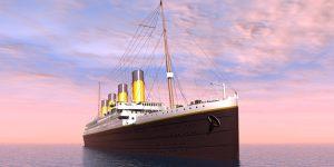 O Titanic foi pensado para ser o navio mais luxuoso e mais seguro de sua época. Foto: MR1805 by Getty Images