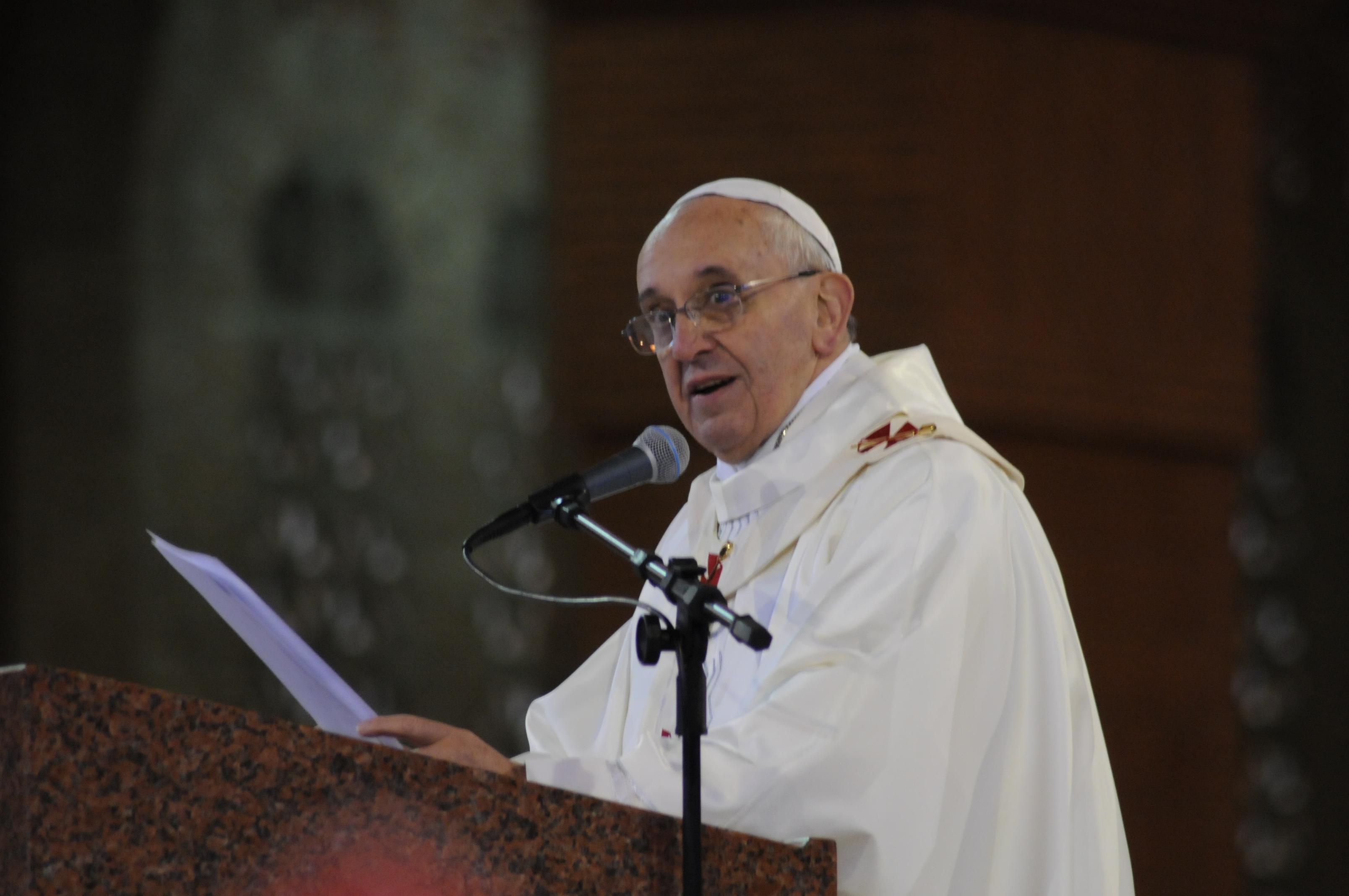 Papa Francisco Foto: Arquvio CN