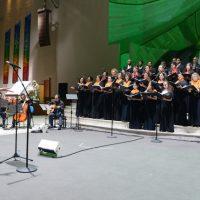 Coral Canção Nova realiza primeira Cantata de Natal