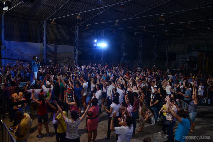 Show com Banda Alto Louvor - Acampamento de Carnaval 2018