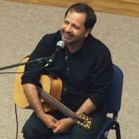Show de Martin Valverde no Congresso Internacional de Pentecostes