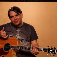 Casa do Músico - Porque Ele vive (violão)