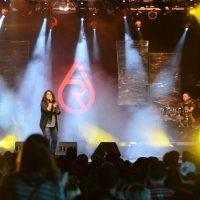 Show de Eliana Ribeiro no Acampamento Revolução Jesus