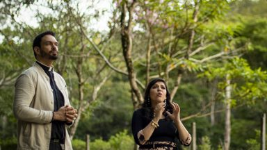 Novo single 'Deus da Criação' de padre Adriano Zandoná com Fátima Souza