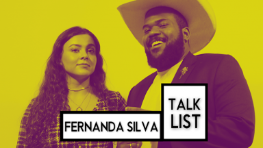 Programa Talklist #2 com a cantora sertaneja Fernanda Silva
