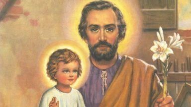 São José, exemplo de humildade e obediência