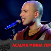 Frei Gilson canta 'Acalma minha tempestade' no Encontro Jovens Sarados 2019