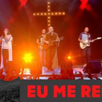 Frei Gilson canta 'Eu me rendo' no Encontro Jovens Sarados 2019