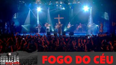 Frei Gilson canta 'Fogo do Céu' no Encontro Jovens Sarados 2019