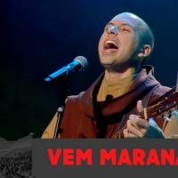 Frei Gilson canta 'Vem Maranatha' no Encontro Jovens Sarados 2019