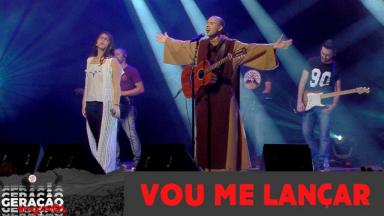 Frei Gilson canta 'Vou me lançar' no Encontro Jovens Sarados 2019