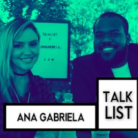 Programa Talklist #5 com Ana Gabriela