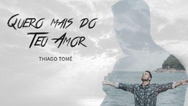 Assista ao novo clipe de Thiago Tomé