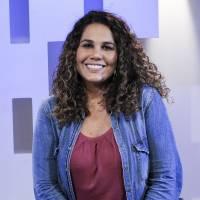 Programa Cantarolando Eliana Ribeiro canta a música Livre Acesso