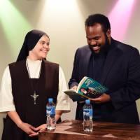Programa Talklist #10 com Irmã Ana Paula